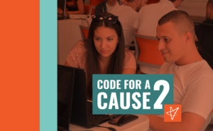 """Code for a cause 2"" – Priključi se!"